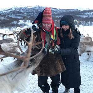 Kristyn's travels in Norway