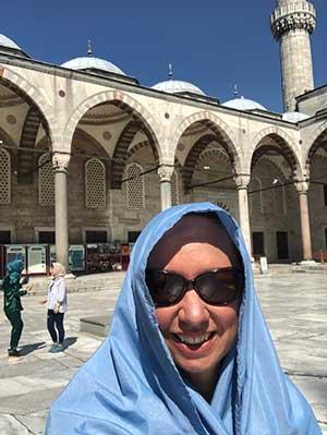 kristyn travels in istanbul